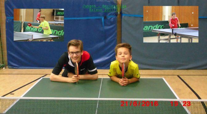 Kreismeister Jungen Doppel